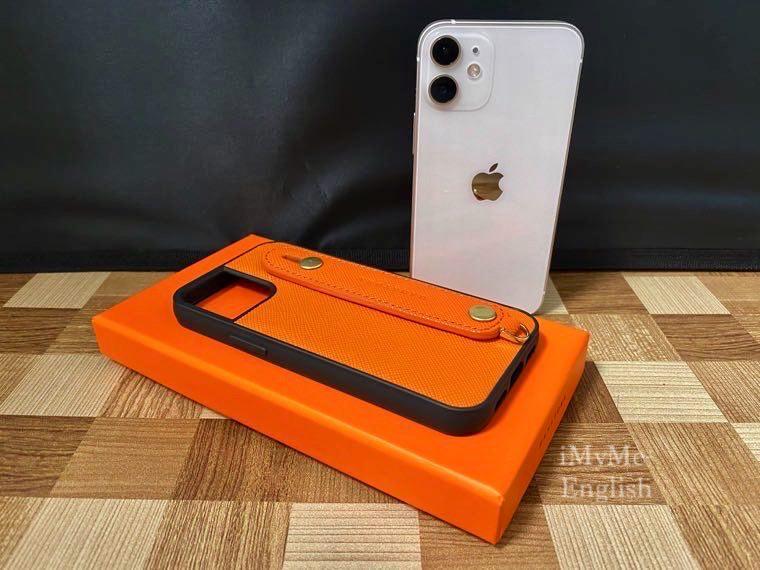 HANATORA「iPhone 12 mini ケース 本革 イタリア製サフィアーノ・レザー」の写真7