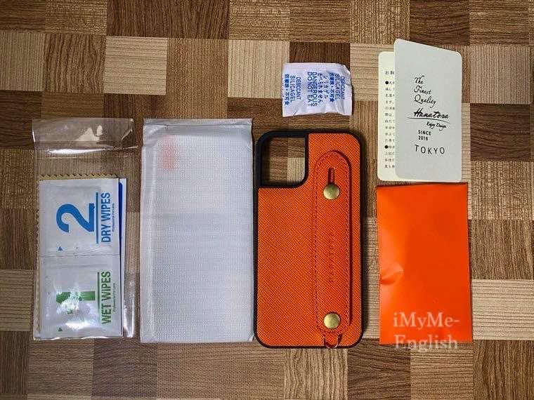 HANATORA「iPhone 12 mini ケース 本革 イタリア製サフィアーノ・レザー」の写真8