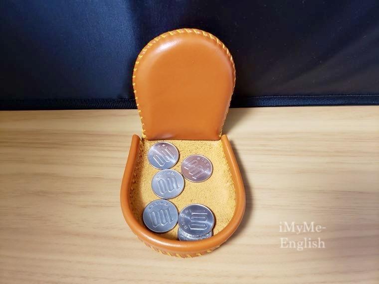 東京下町工房「本革コインケース 小銭入れ」の写真9