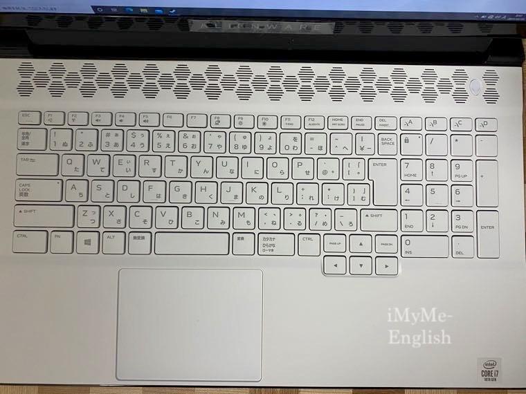 Dell「New Alienware m17 R3」の写真12