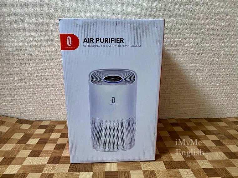 TaoTronics(タオトロニクス) 空気洗浄機「TT-AP005」の写真1