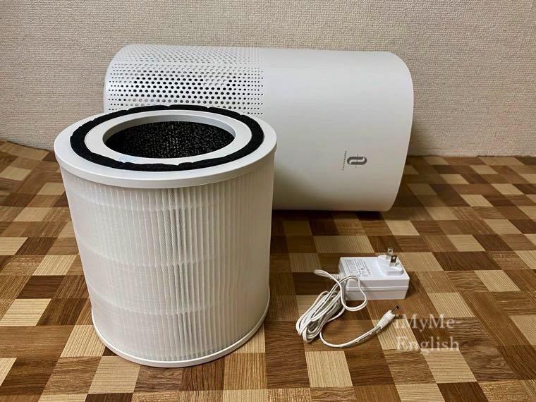 TaoTronics(タオトロニクス) 空気洗浄機「TT-AP005」の写真13