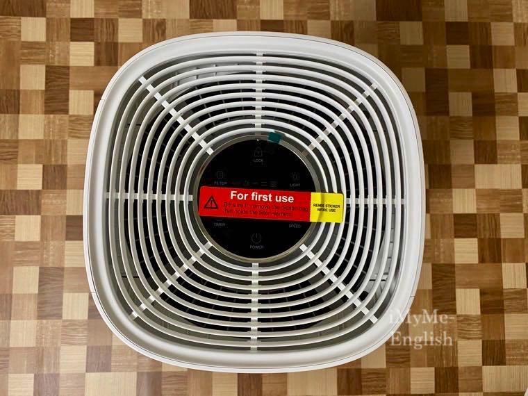TaoTronics(タオトロニクス) 空気洗浄機「TT-AP005」の写真18