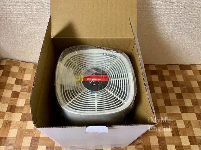 TaoTronics(タオトロニクス) 空気洗浄機「TT-AP005」の写真3
