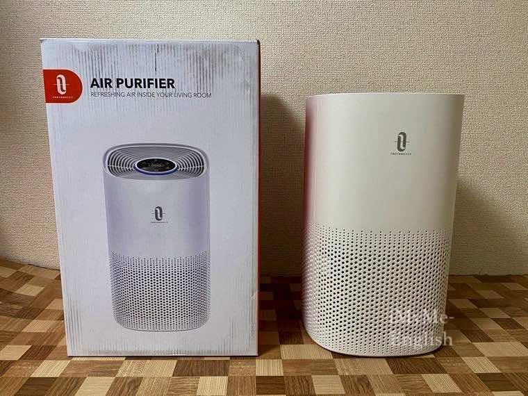 TaoTronics(タオトロニクス) 空気洗浄機「TT-AP005」の写真5