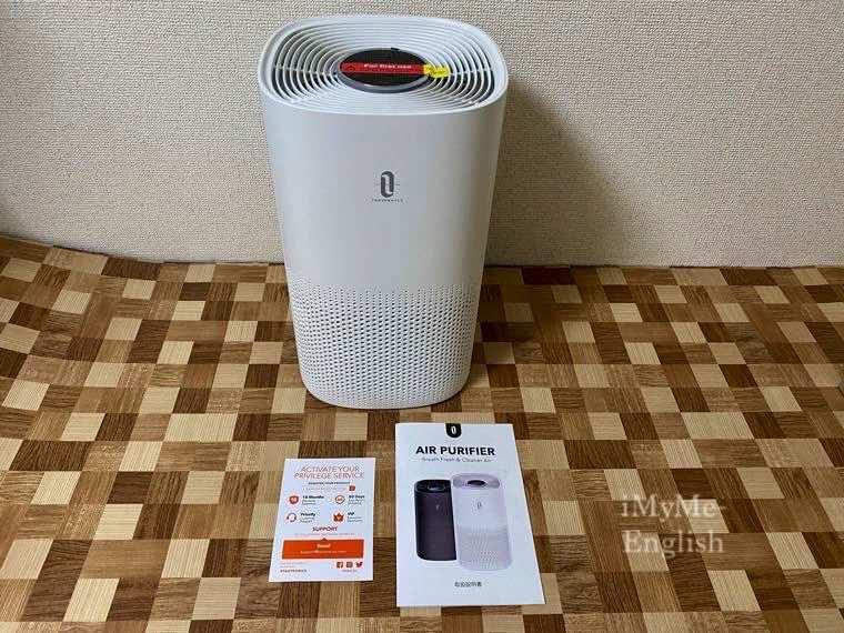 TaoTronics(タオトロニクス) 空気洗浄機「TT-AP005」の写真7