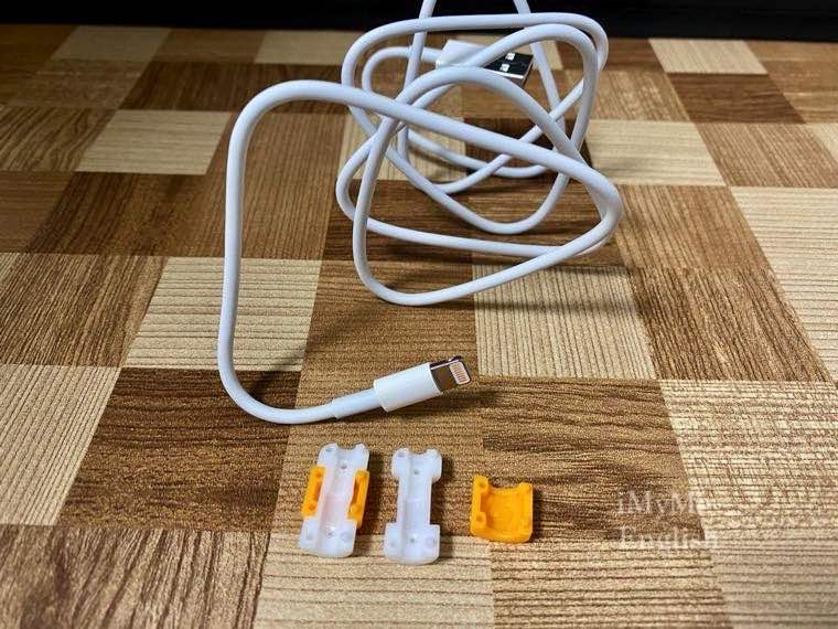 ダイソー「iPhone用Lightningケーブル保護カバー」の写真8