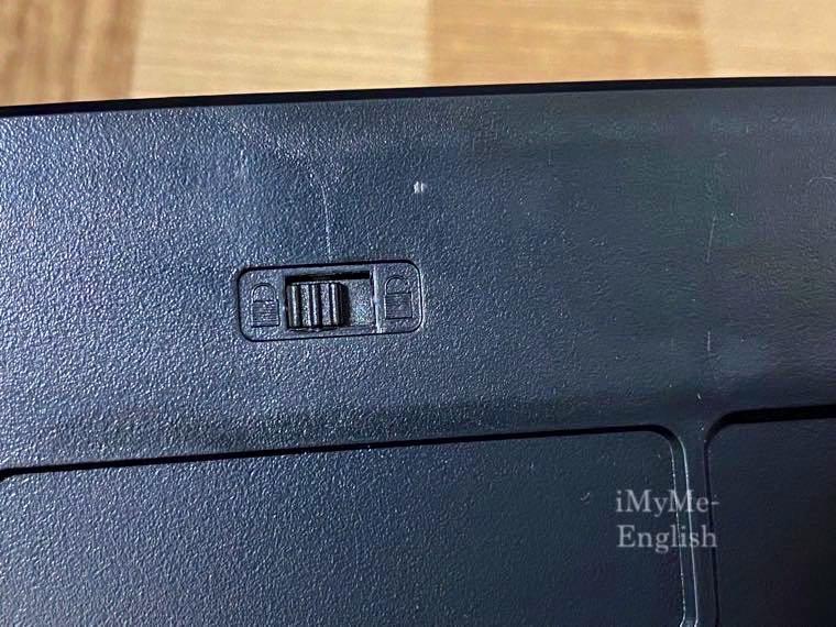 ダイソー「電子メモパッド 8.5インチ」の写真10