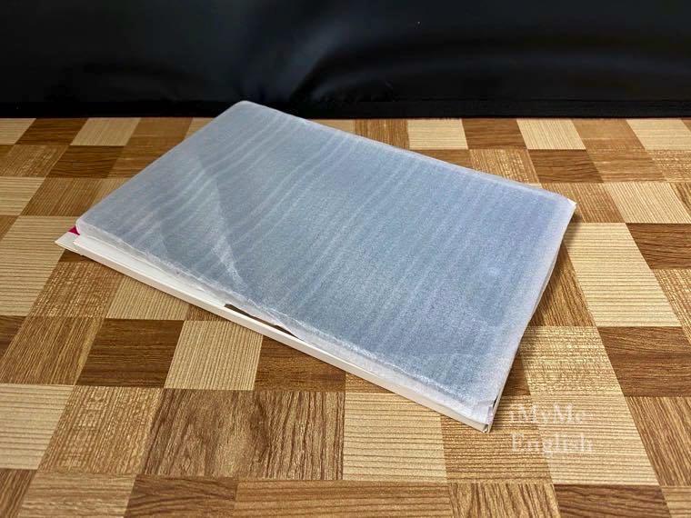 ダイソー「電子メモパッド 8.5インチ」の写真3