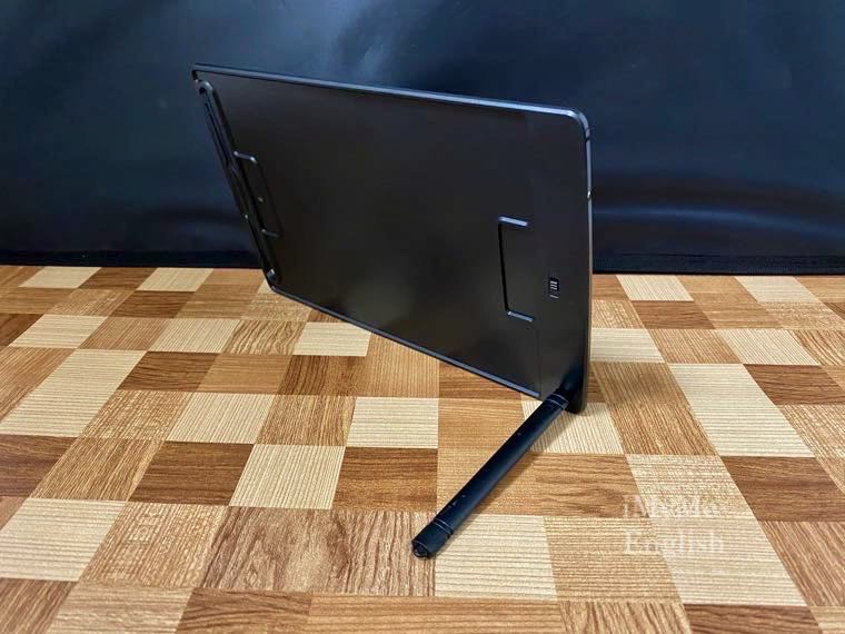 ダイソー「電子メモパッド 8.5インチ」の写真7