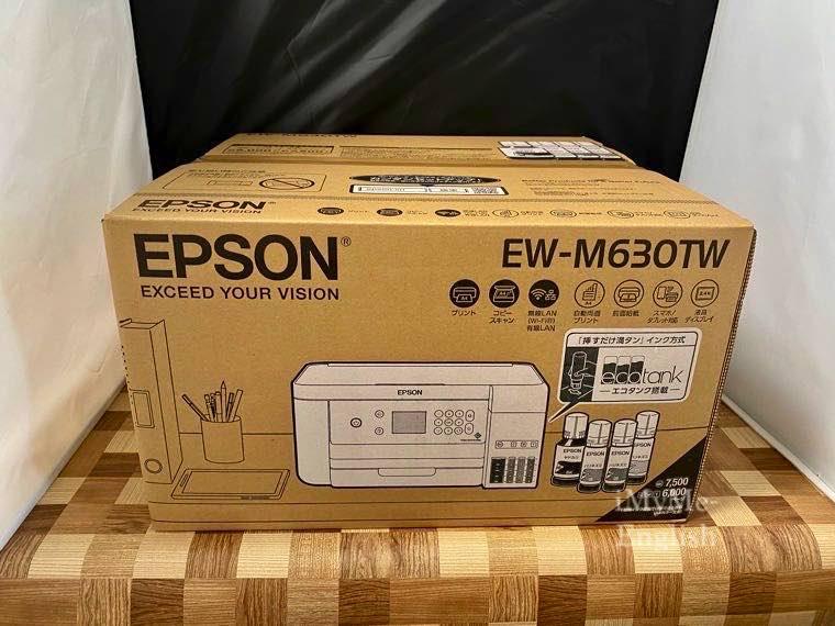 エプソンエコタンク 「EW-M630TW」の写真1
