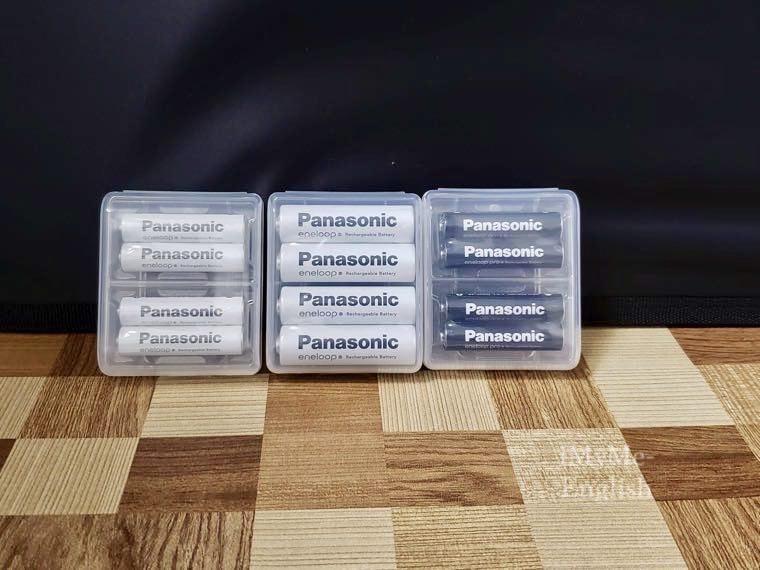 パナソニック 「エネループ 単3・4形充電池」の写真4