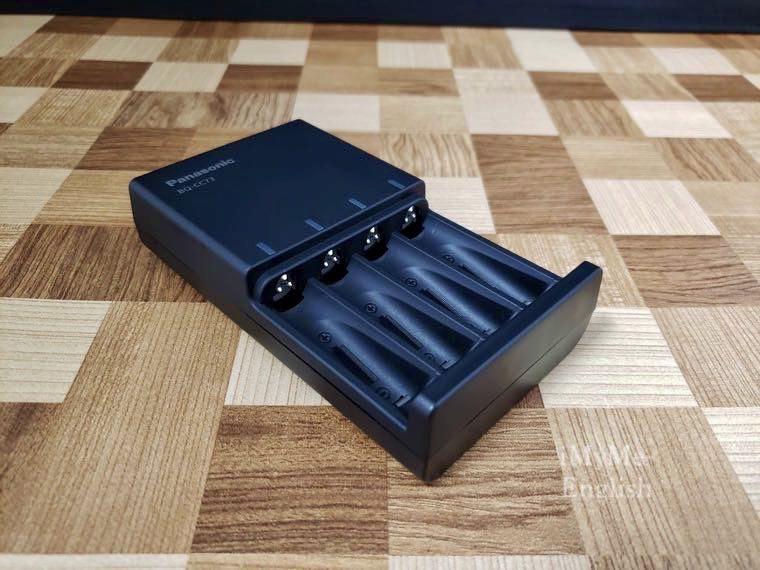 パナソニック「急速充電器 単3形・単4形」の写真12