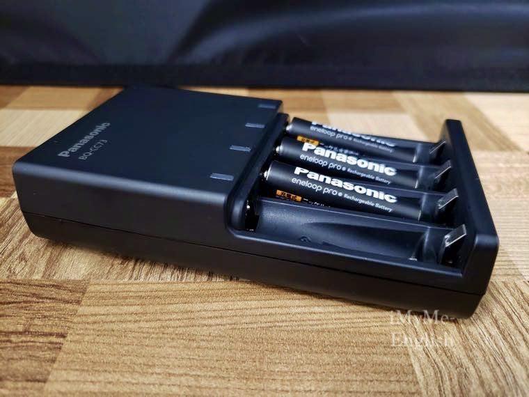 パナソニック「急速充電器 単3形・単4形」の写真19