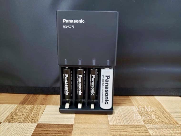 パナソニック「急速充電器 単3形・単4形」の写真20