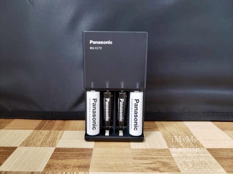 パナソニック「急速充電器 単3形・単4形」の写真21