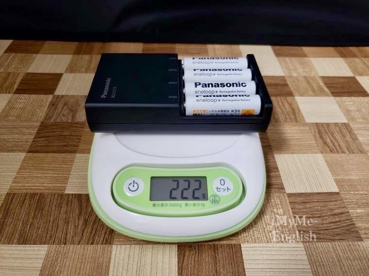 パナソニック「急速充電器 単3形・単4形」の写真24