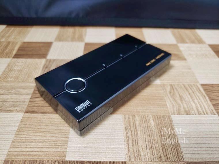サンワサプライ HDMI切替機「400-SW019」の写真10