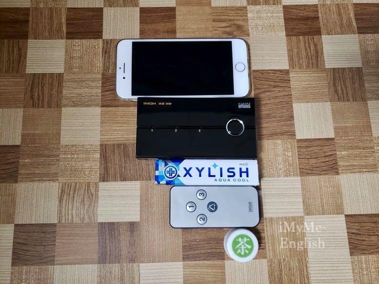 サンワサプライ HDMI切替機「400-SW019」の写真14
