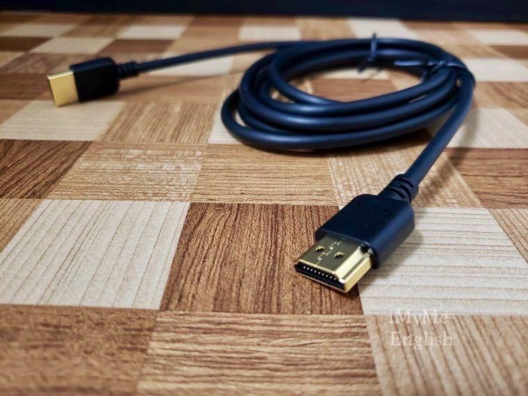 エレコム 「HDMIケーブル」の写真5