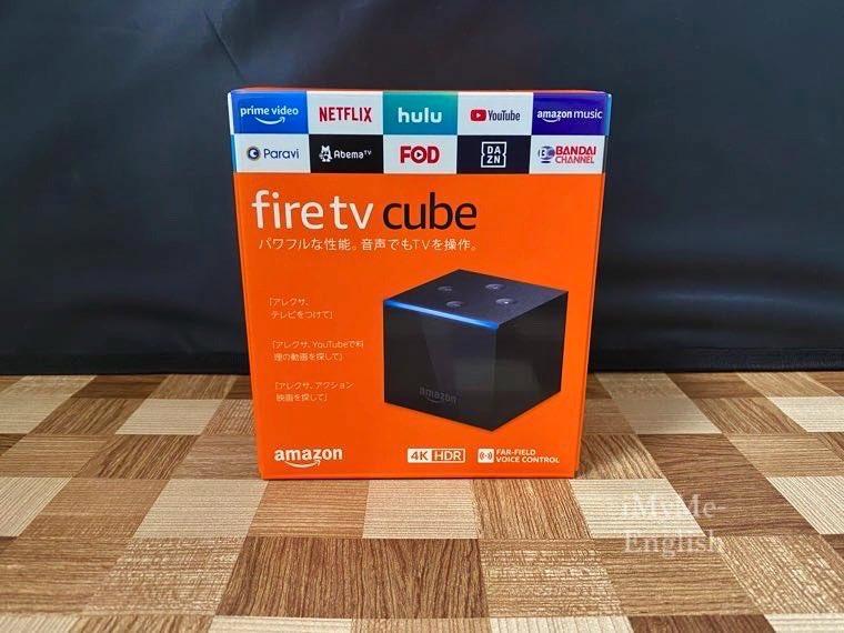 Amazon「Fire TV Cube」の写真1
