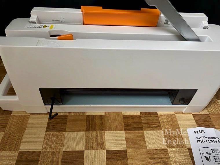 PLUS PK-113専用「替刃・受木セット」の写真21