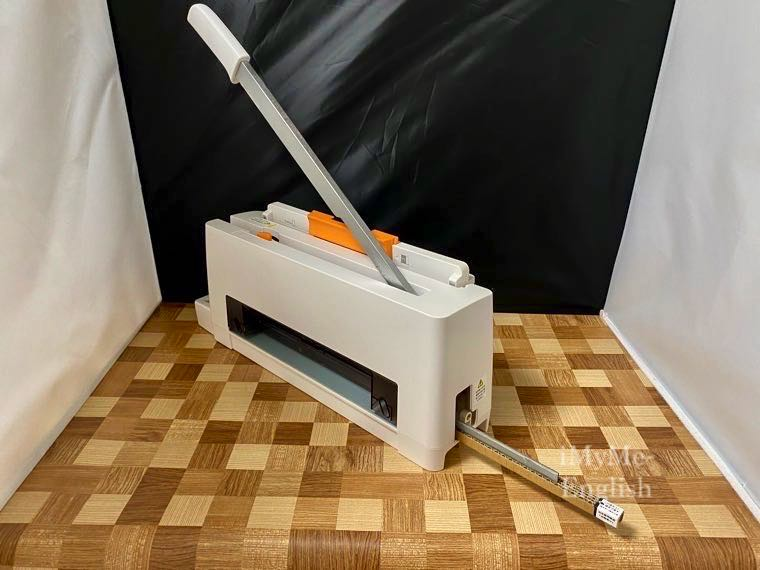 PLUS PK-113専用「替刃・受木セット」の写真24