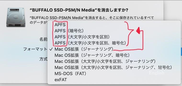 Apple「APFS」の画像7