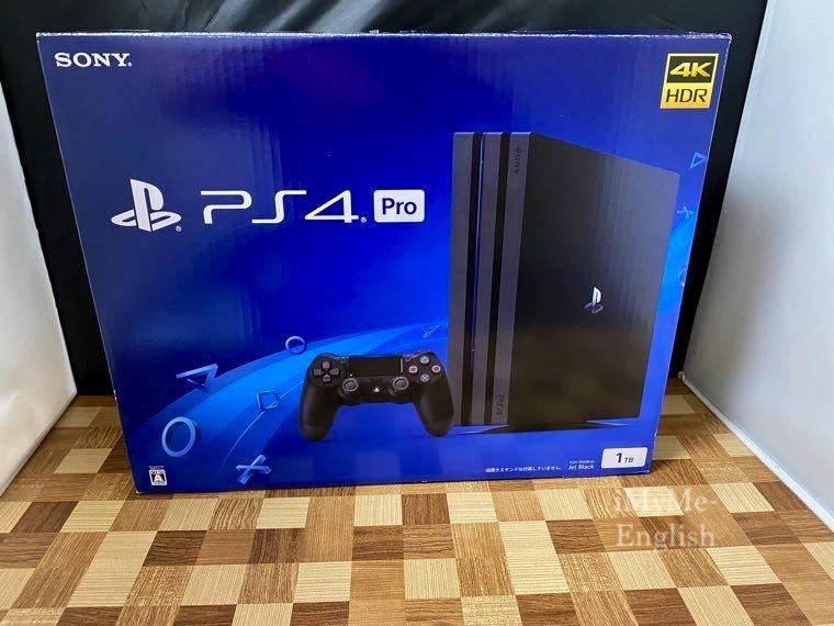 SONY「PS4 Pro」の写真1