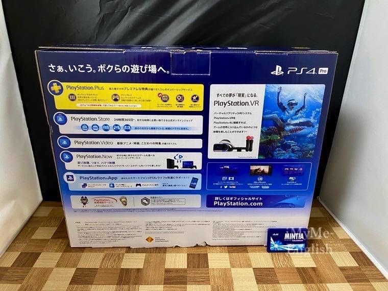 SONY「PS4 Pro」の写真2
