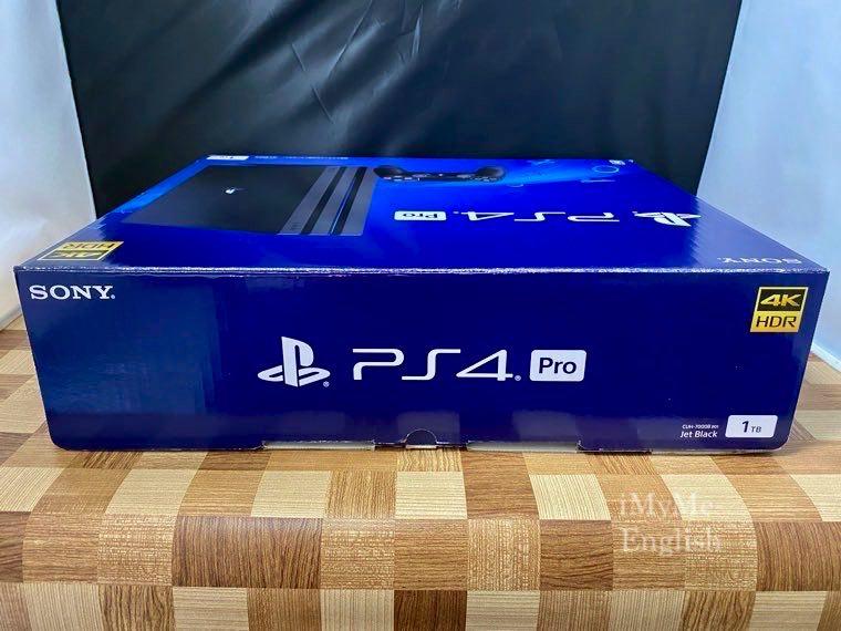 SONY「PS4 Pro」の写真3