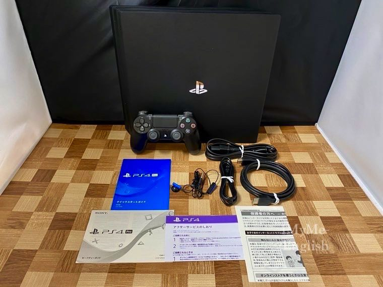 SONY「PS4 Pro」の写真5