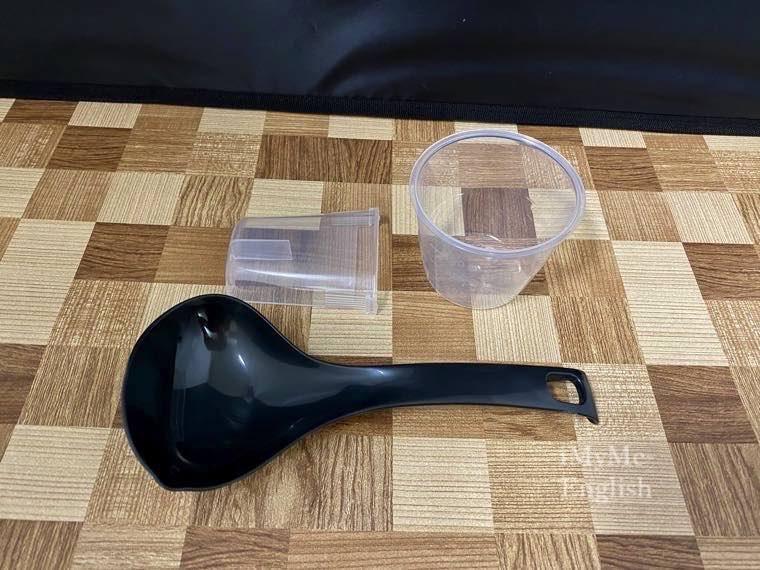 パナソニック 電気圧力鍋 (SR-MP300-K)の写真5