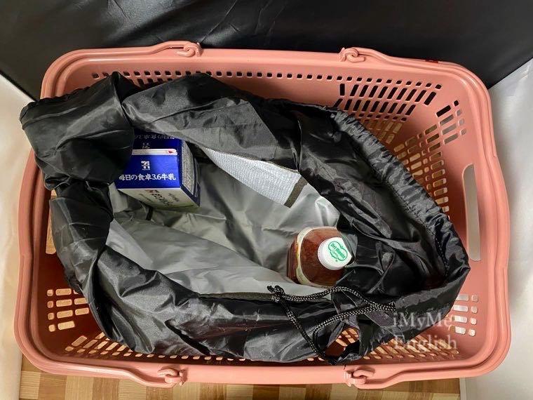 PREX「2way レジカゴバッグ リュック&トートタイプ」の写真5
