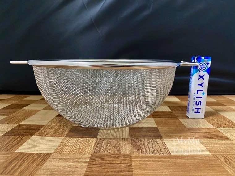 ヨシカワ「水切りしやすいザル・ボールセット」の写真5