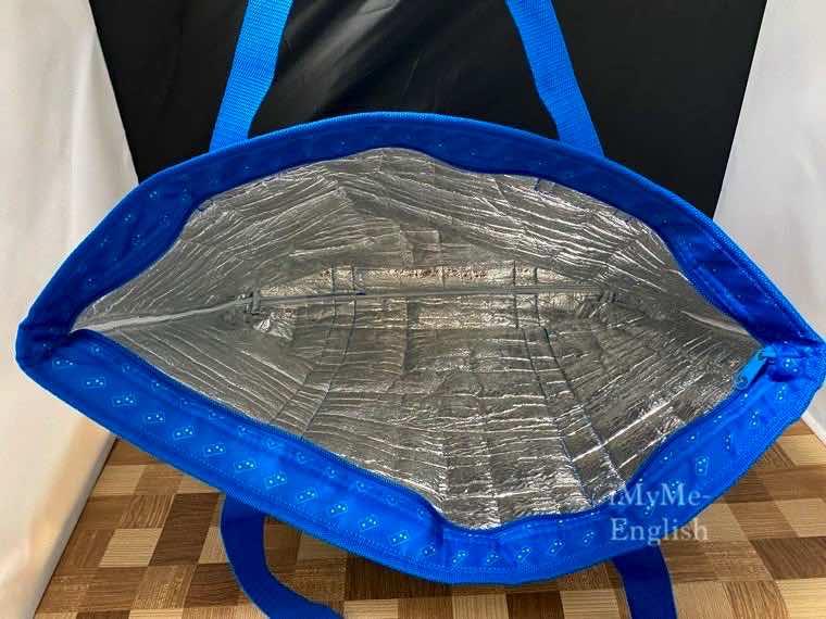 ドミノ・ピザ「オリジナル保温バッグ」の写真4