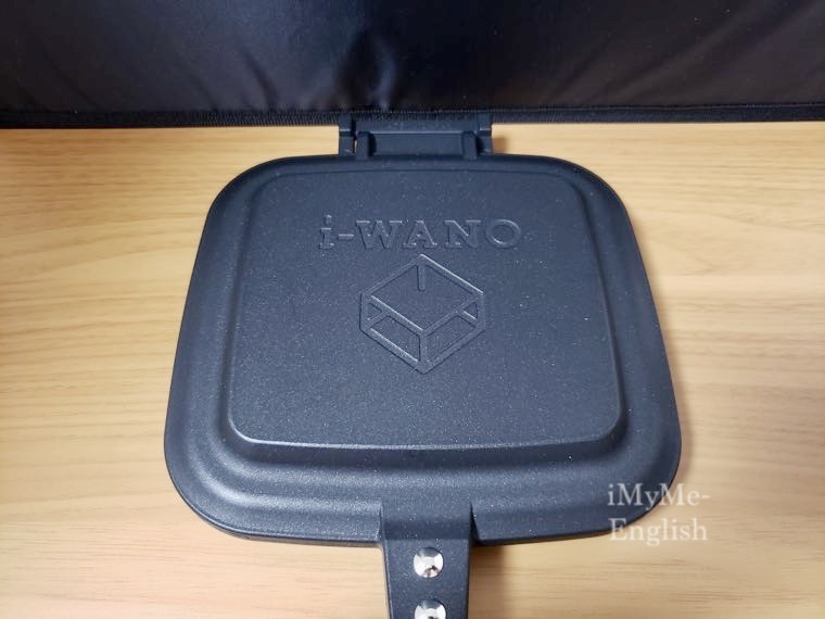 i-WANO × 燕三条「ホットサンドメーカー」の写真6