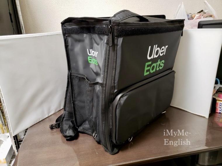 Uber Eats「配達・デリバリーバッグ」の写真11