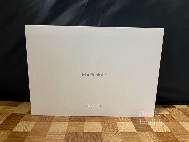 Apple「M1 MacBook Air」の写真2