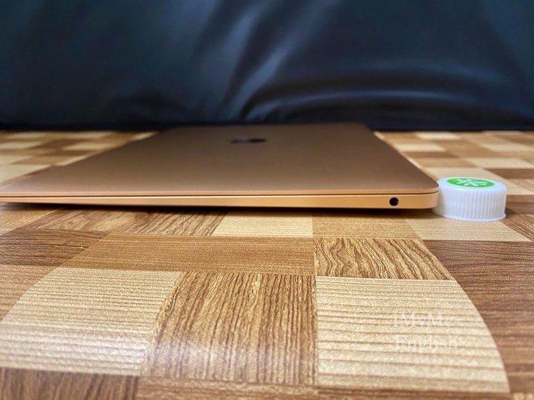 Apple「M1 MacBook Air」の写真5