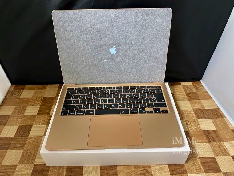 Apple「M1 MacBook Air」の写真6