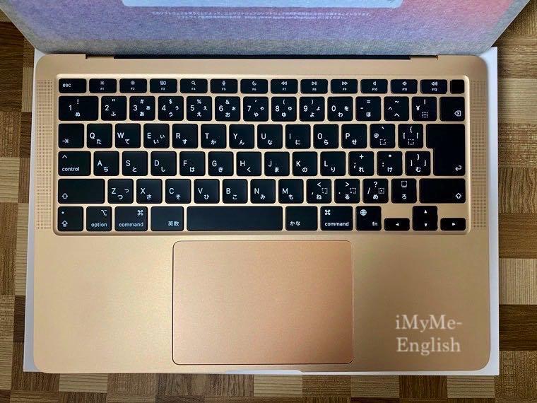 Apple「M1 MacBook Air」の写真7