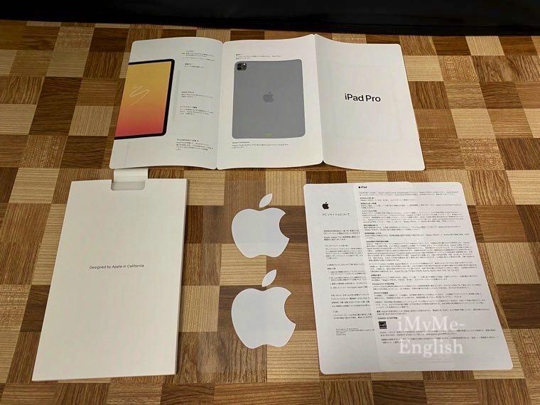 Apple「M1 iPad Pro 11インチ」の写真6