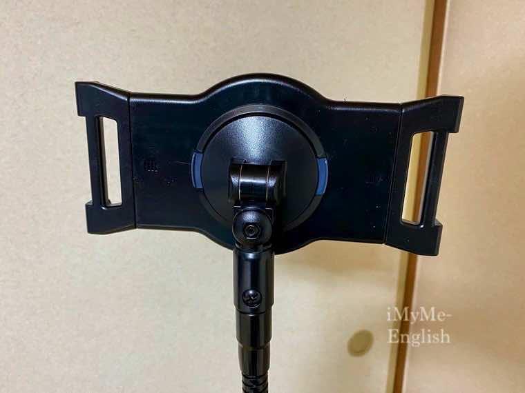 サンワサプライ「iPad・タブレット フロアスタンド」の写真14
